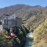 大川荘 外観