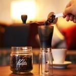 くつろぎ時間挽き立てコーヒー